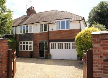Thumbnail 5 bed semi-detached house for sale in Woodmarket, Lutterworth