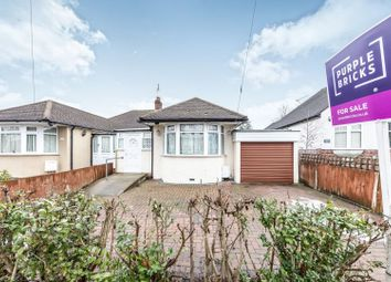 Thumbnail 3 bedroom semi-detached bungalow for sale in Heathcote Avenue, Ilford