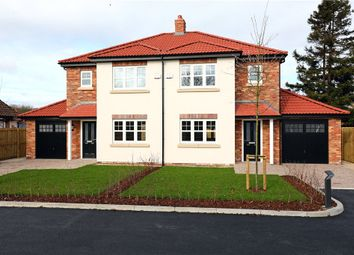 Thumbnail 3 bed semi-detached house for sale in York Road, Knaresborough, North Yorkshire