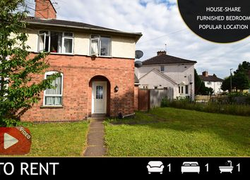 1 bed property to rent in Gaddesby Avenue, Leicester LE3