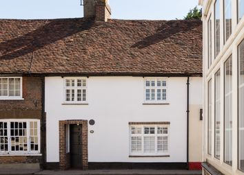 Thumbnail 3 bed terraced house for sale in High Street, Markyate, St Albans, Hertfordshire