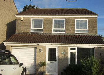 Thumbnail 4 bed detached house to rent in Cheltenham Close, Exeter
