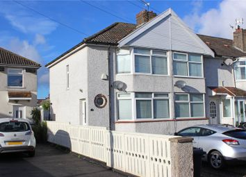 Thumbnail 2 bed end terrace house for sale in Eighth Avenue, Filton, Bristol