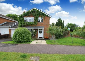 Thumbnail 4 bed detached house for sale in Dickins Way, Horsham