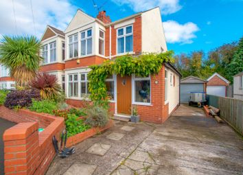 4 bed semi-detached house for sale in Crystal Avenue, Cardiff CF23