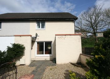 Thumbnail 3 bed end terrace house for sale in Burnscarthgreen, Locharbriggs, Dumfries