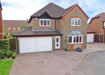 Thumbnail 5 bed detached house for sale in The Dell, Angmering, West Sussex