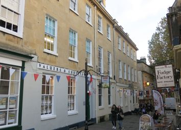 Thumbnail 2 bed flat to rent in Church Street, Bath