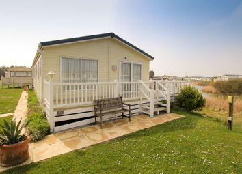 Thumbnail 2 bed mobile/park home for sale in Romney Sands Holiday Park, New Romney