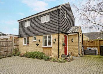 Thumbnail 1 bedroom detached house for sale in Plot 6 Plough Cottages, Montagu Street, St Neots