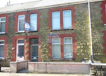 3 bed terraced house for sale in Goodwin Street, Maesteg, Bridgend. CF34