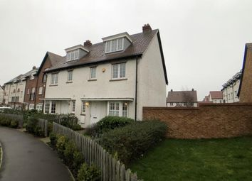 Thumbnail 4 bedroom semi-detached house for sale in Wissen Drive, Letchworth Garden City, Hertfordshire, England