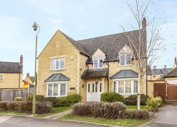 Thumbnail 5 bedroom detached house for sale in Park View Lane, Carterton
