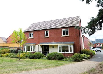 Thumbnail 4 bedroom detached house for sale in Kent Road South, St. Crispins, Northampton
