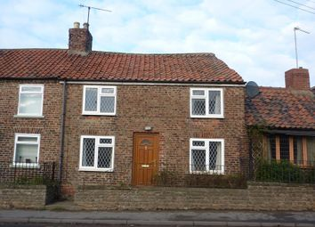 Thumbnail 2 bedroom cottage to rent in South View, Morton On Swale, Northallerton