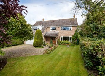 Thumbnail 4 bed detached house for sale in Main Street, Shudy Camps, Cambridge