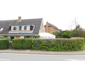 4 bed semi-detached house for sale in The Green, Stotfold, Hitchin, Herts SG5