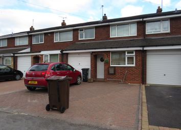 Thumbnail 3 bed terraced house for sale in Ashorne Close, Birmingham