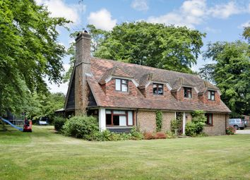 Thumbnail 4 bed detached house for sale in High Street, Compton, Newbury