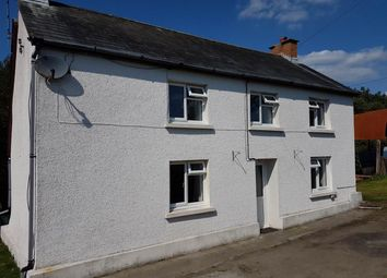 Thumbnail 3 bed detached house to rent in Beilibedw, Drefach, Llanybydder