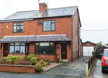 Thumbnail 2 bed semi-detached house for sale in Lawrence Lane, Eccleston, Chorley