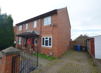 Thumbnail 2 bedroom semi-detached house for sale in Newland Avenue, Cudworth, Barnsley