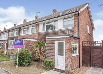 3 bed end terrace house for sale in Ivy Crescent, Bognor Regis PO22