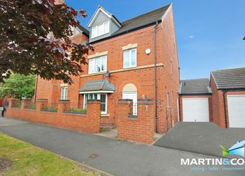 Thumbnail 6 bed semi-detached house for sale in Barrett Street, Smethwick