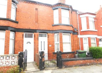 Thumbnail 3 bed terraced house to rent in Highfield Grove, Birkenhead