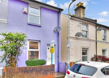 Thumbnail 2 bed end terrace house for sale in Stanley Road, Tunbridge Wells, Kent