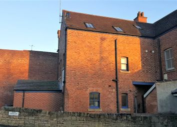 Thumbnail 2 bed flat to rent in Mill Street, Chesterfield