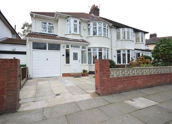 5 bed semi-detached house for sale in Score Lane, Childwall, Liverpool L16