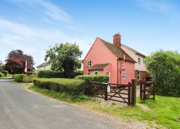 Thumbnail 2 bedroom semi-detached house for sale in Newton, Sudbury, Suffolk