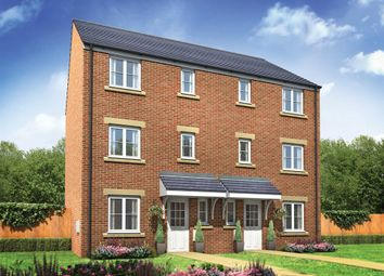 "Thumbnail 4 bed town house for sale in ""The Wolvesey"" at Neath Road, Landore, Swansea"