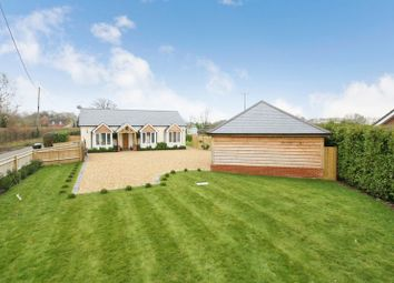 Thumbnail 3 bed detached bungalow for sale in Gregory Lane, Durley, Southampton