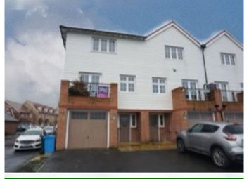 4 bed terraced house for sale in Vellum Drive, Sittingbourne ME10