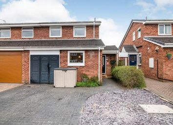 Thumbnail 3 bed semi-detached house for sale in Deansway, Bromsgrove