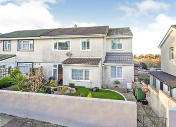 Thumbnail 5 bed semi-detached house for sale in Kings Tamerton Road, Plymouth