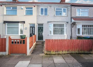 Thumbnail 3 bed terraced house for sale in Nunts Park Avenue, Holbrooks, Coventry, West Midlands