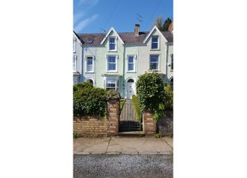 Thumbnail 4 bedroom terraced house for sale in Brooklyn Terrace, Mumbles