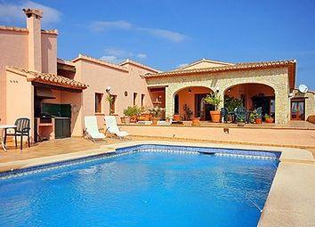 Thumbnail 5 bed villa for sale in Benissa Coastal, Valencia, Spain