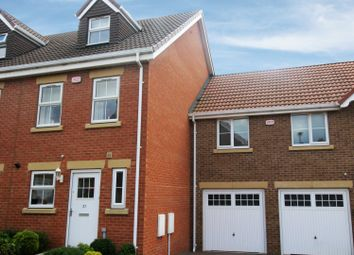 Thumbnail 3 bed town house for sale in Highgrove Court, Barnsley, South Yorkshire
