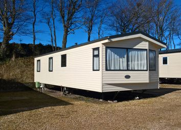 Thumbnail 3 bed mobile/park home for sale in St Cyrus, Montrose
