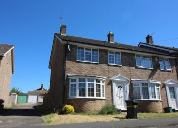 Thumbnail 3 bed end terrace house for sale in Rowan Close, Fishponds, Bristol