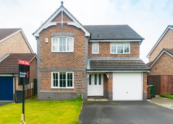 Thumbnail 4 bed detached house for sale in Hawthorne Gardens, Leeds