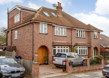 Thumbnail 5 bed semi-detached house for sale in Erlesmere Gardens, London, London