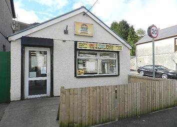 Thumbnail Restaurant/cafe for sale in Richards Terrace, Maerdy Ferndale
