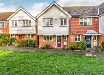 Thumbnail 3 bed end terrace house for sale in Finch Close, Faversham, Kent