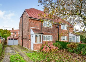 3 bed semi-detached house for sale in Hillyfields, Nursling, Southampton SO16