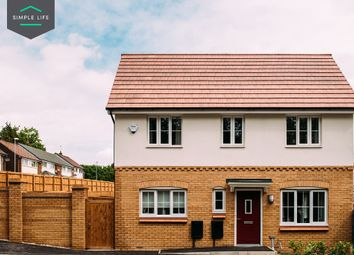 Thumbnail 3 bed detached house to rent in Canalside, Wigan